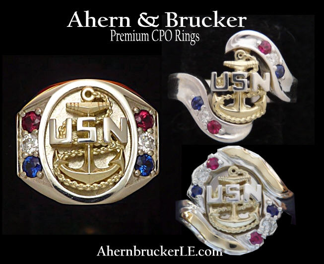 Ahern & Brucker Fine Military jewelry- Questions and answers