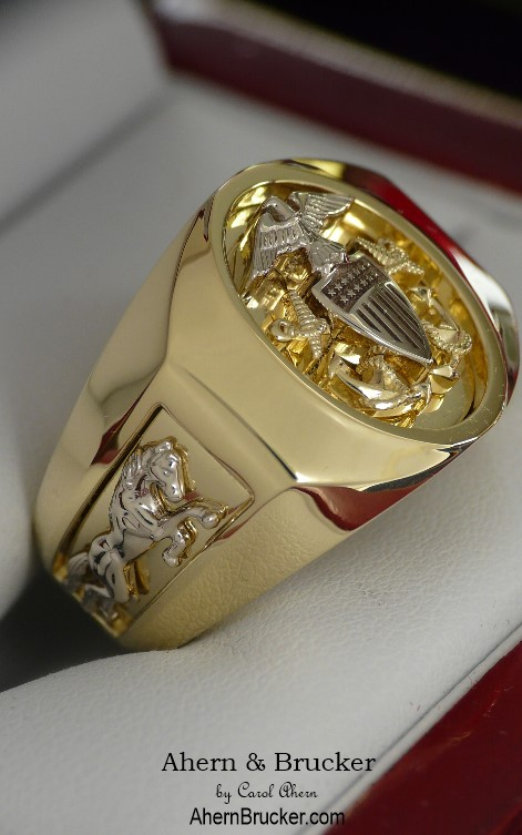 Ahern Amp Brucker Fine Military Jewelry